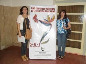 XVI CONGRESO DE LITERATURA ARGENTINA: PARTICIPACIÓN DE NUESTRO INSTITUTO EN EL HOMENAJE A SÁBATO