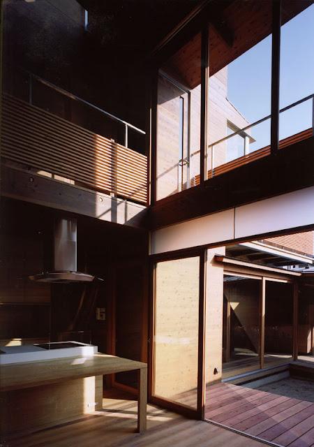 Japan Wood House 11