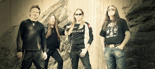 Electric Earth: hard rock\metal quartet from Trollhättan, Sweden played in E112 of the ArenaCast
