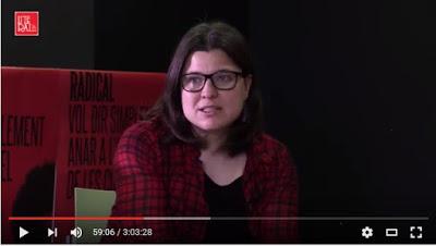 Entrevista a Cristina Fernández, sobre CIE i deportacions. Maig 2016. [minut 56:40]