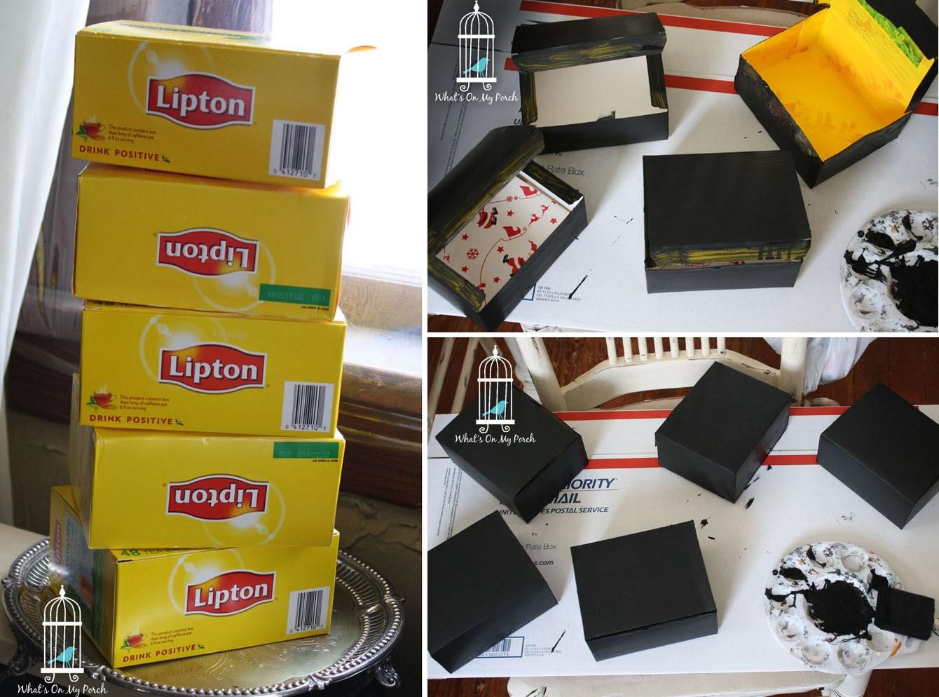 Много коробок в одной коробке подарок прикол 87