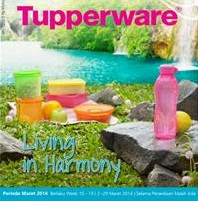 Tupperware Promo Living In Harmony