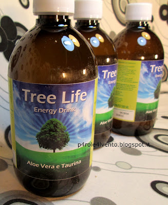 tree life energy drink naturale