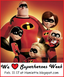 We ❤ Superheros Week!!!
