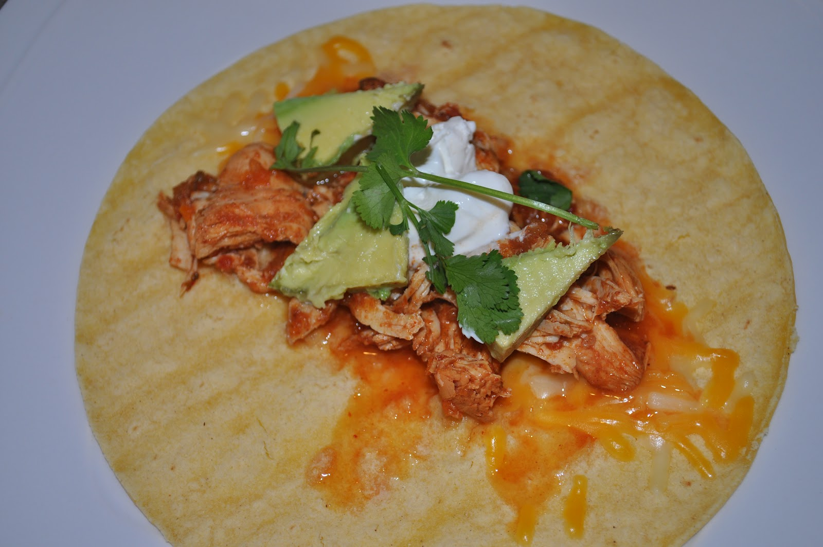 Fit Momma Foodie: Cilantro Lime Chicken - Crockpot