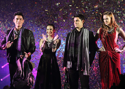 Xian Lim, Anne Curtis, Richard Gutierrez and Georgina Wilson for SM Accessories
