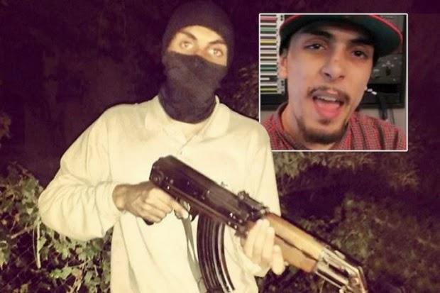 Abdel Bary, militan ISIS yang diduga pemenggal Foley. M15 mengklaim tak lama lagi sosok algojo ISIS itu terungkap