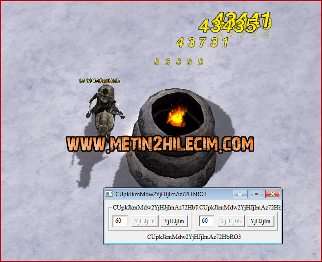 Lalaker1 Pro Damage Hack