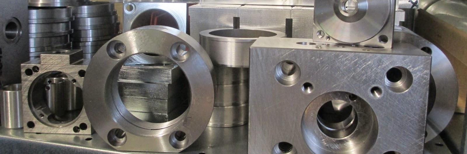 CNC Frästeile Prototypen