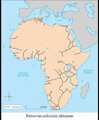 ferrovias coloniais africanas