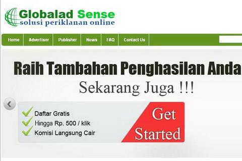 global adsense, adsense indoneisa, adsense indonesia terbaik, global adsense portal iklan ppc terbaik
