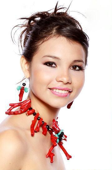 Yaritza Rivera,Miss Earth El Salvador 2012