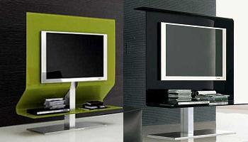 Muebles modernos para tv azdeco - Muebles para televisiones planas ...