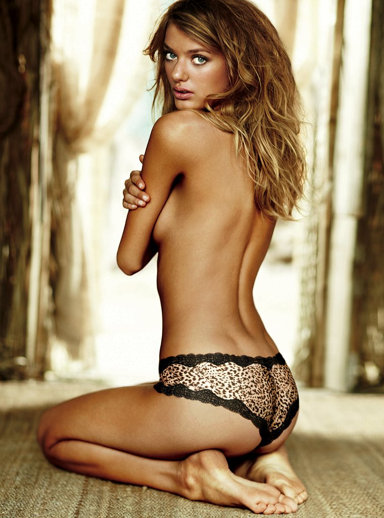 Bregje Heinen ♥ Victoria's Secret Lingerie, May 2012 ...