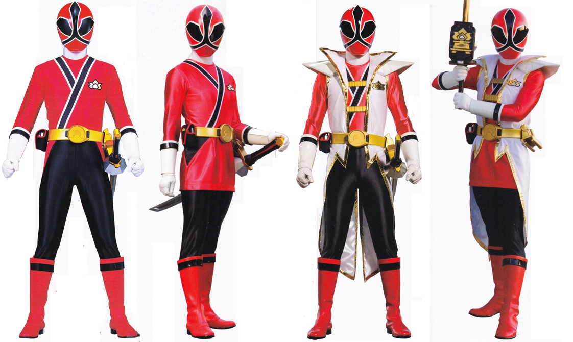 sc 1 st  McDonaldsPowerRangers2013 & Comparing the two Red Samurai Rangers ~ McDonaldsPowerRangers2013