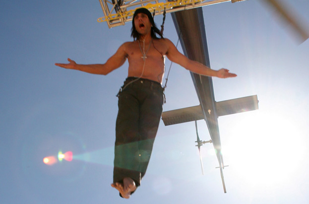 criss angel showCriss Angel Body