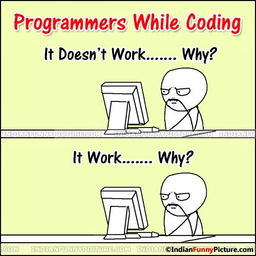 Fun Driven Development Programmers While Coding