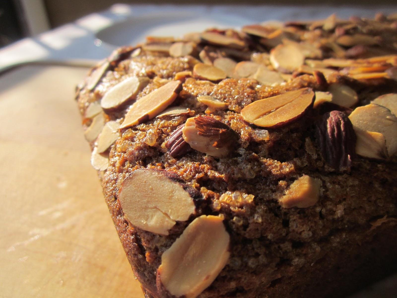 Dimples & Delights: Brown Butter Spice Loaf