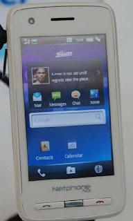 Smart Netphone 501