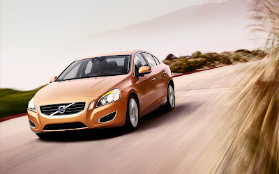 2011 Volvo S60 Wallpaper