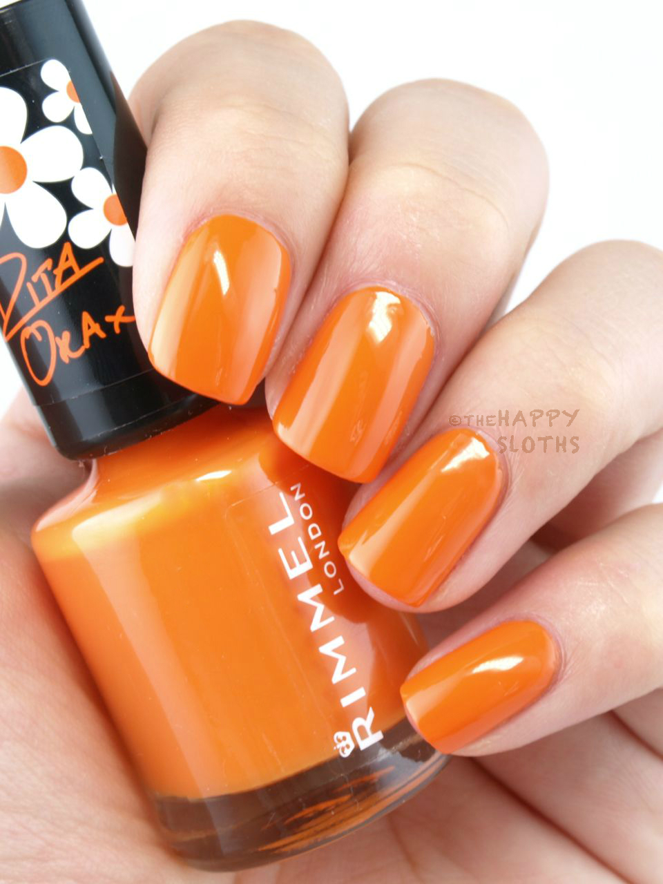 Rimmel London 60 Seconds Nail Polish by Rita Ora in \