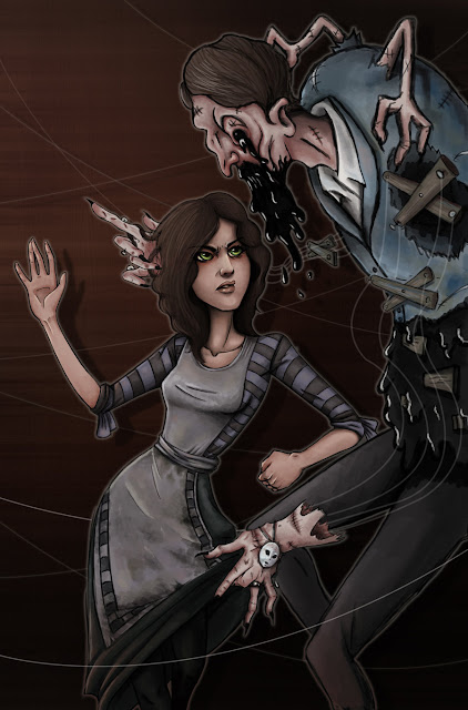 Alice and the Doll Maker por LadyRedDarkness