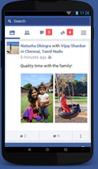 tips facebookan cepat dan hemat