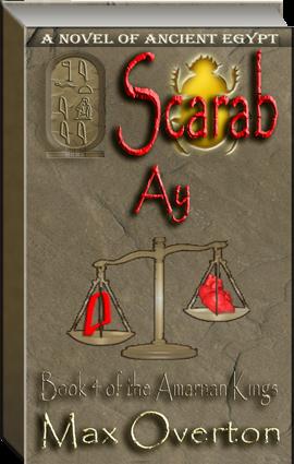SCARAB 4 BOOK