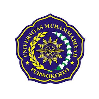 Logo Universitas Muhammadiyah Purwokerto (UMP) Standard Format JPEG