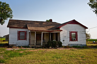 Johnny Cash's Boyhood Home in Dyess, AR
