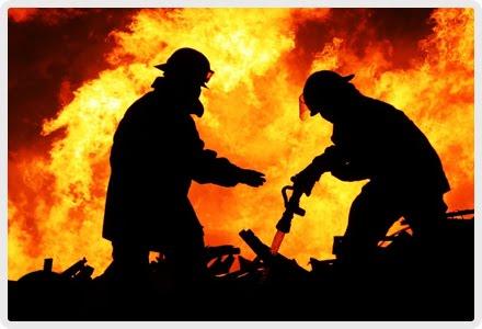 Combate a incêndio