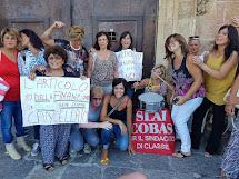 Manifestazione nazionale Roma 25 NOVEMBRE.  NON CI AVETE FERMATO E NON CI FERMERETE