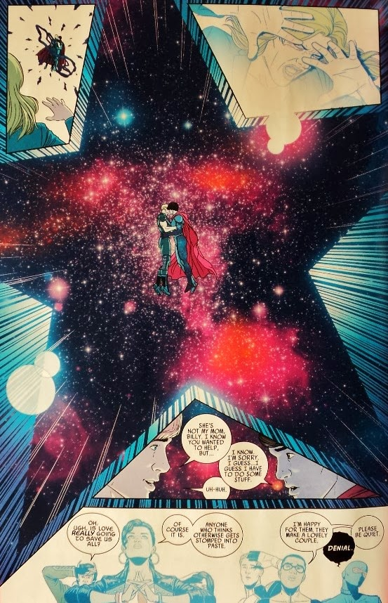 Young Avengers # 13 - Kieron Gillen Jamie McKelvie