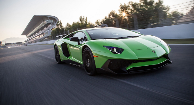2017 Lamborghini Aventador SV Price, Review and Release Date