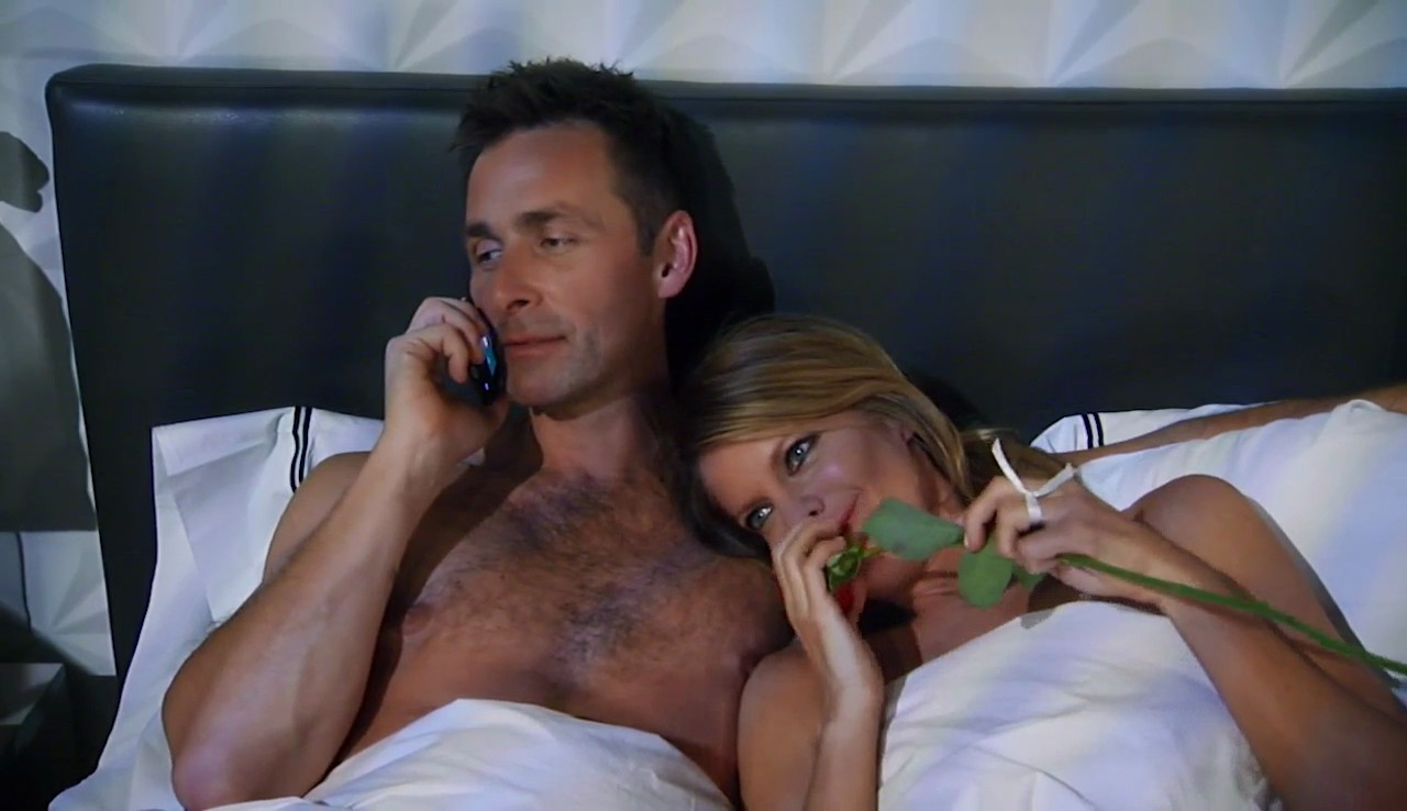 SHIRTLESS PEOPLE James Patrick Stuart Shirtless In