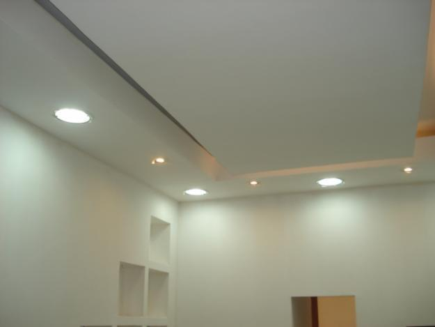 Decoraciones pamplona cielo rasos en drywall for Decoracion cielorrasos