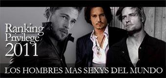 Ranking Los Hombres Mas Sexys 2011