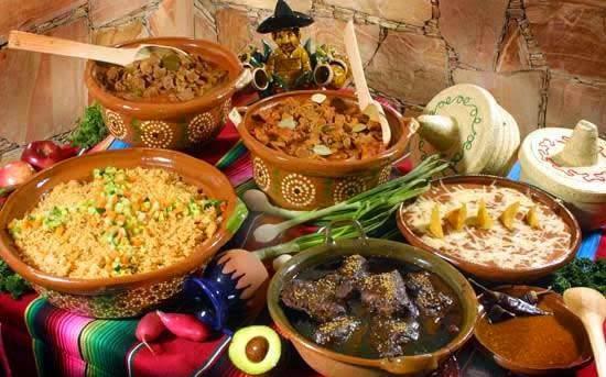 La Base de la Cocina de Oaxaca