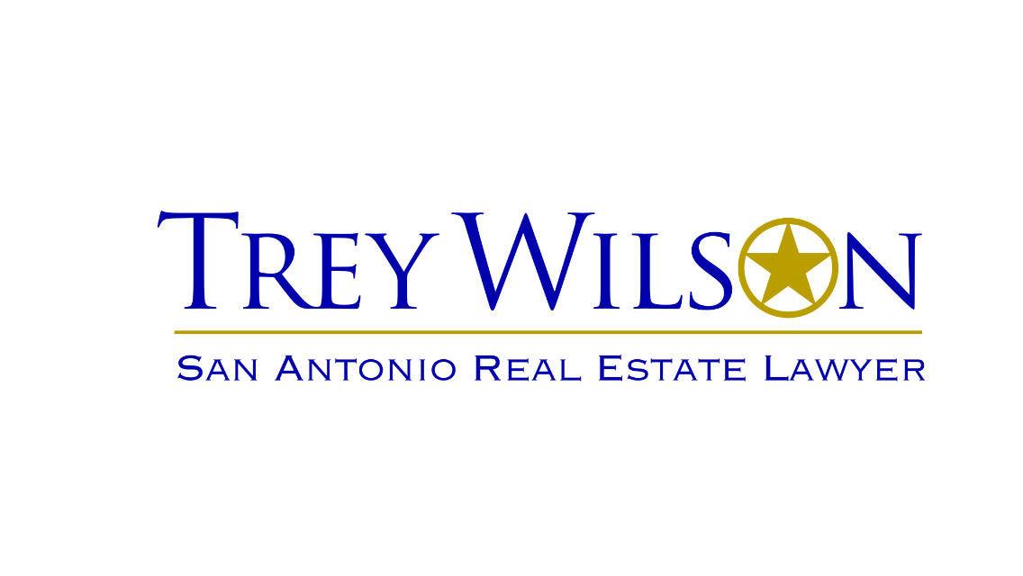 Trey Wilson Real Estate Attorney San Antonio
