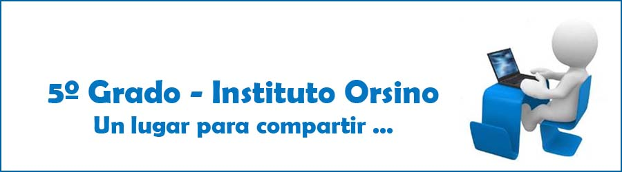 Instituto Orsino - 5º Grado