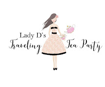 Lady D's Traveling Tea Party