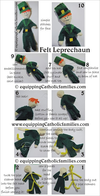 Our Family Leprechaun
