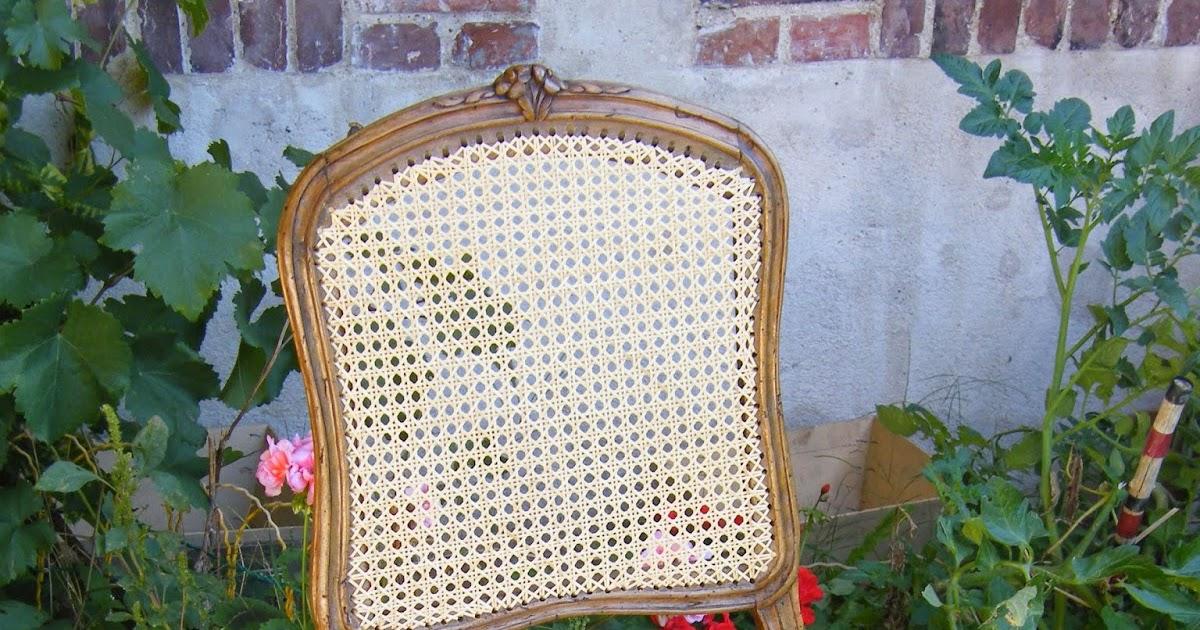 Normandie cannage une chaise de commodit cann e for 18 rue de la chaise