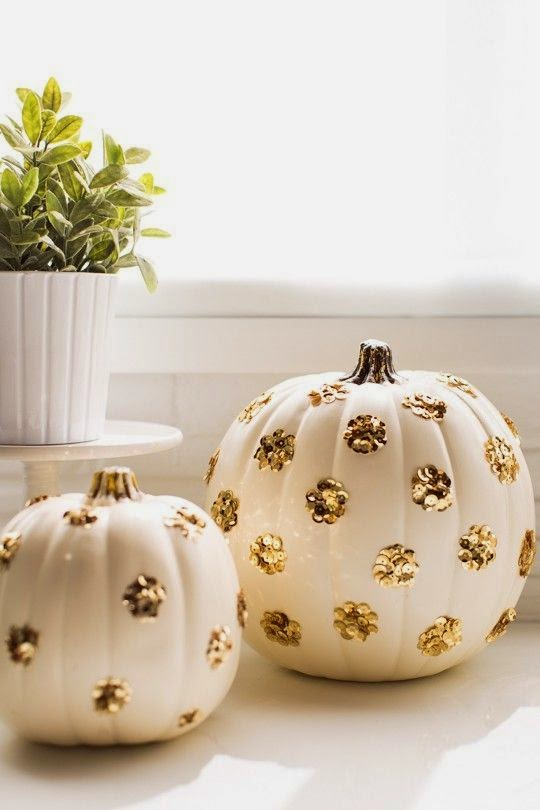 Halloween Pumpkin Decorating Ideas