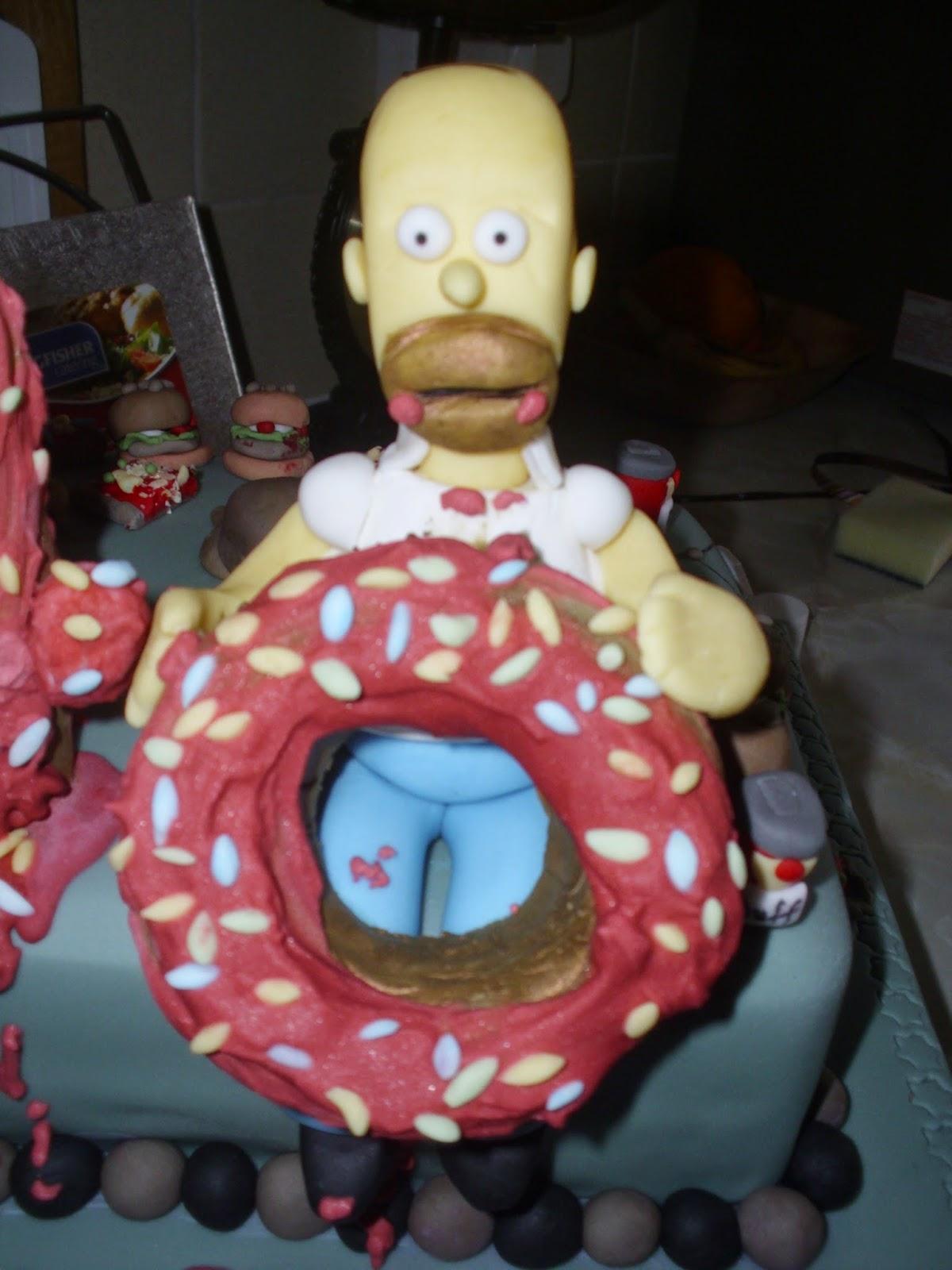 Birthday Cake Talking Heads