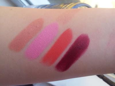 Miners Cosmetics, lipstick