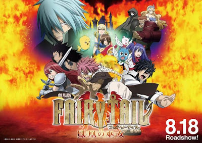 Fairy Tail - A Sacerdotisa da Fênix