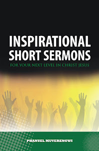 Book: Inspirational Short Sermons for Your Next Level in Christ Jesus