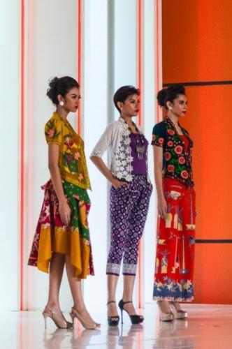 Tiga Model Batik JFFF-2014