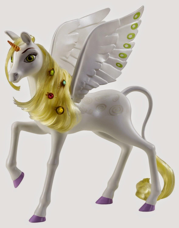 TOYS - Muñeco Unicornio Onchao : Mia and Me  Juguete oficial | Mattel BFW45 | A partir de 3 años   (Muñeca Mia no incluida)